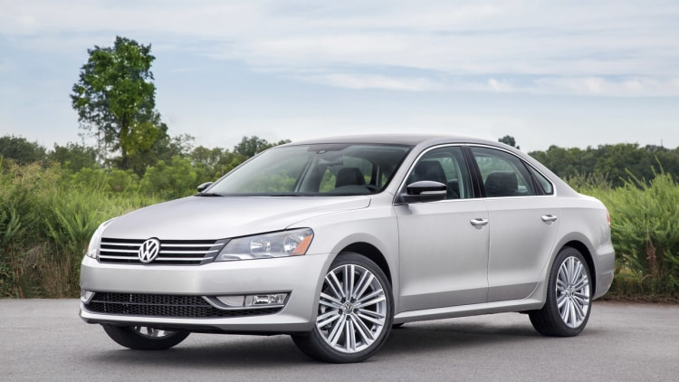 VW Passat to get deeper-than-normal refresh for 2016
