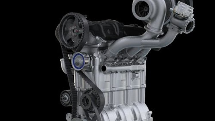 this tiny 1 5l engine from nissan makes 400 horsepower. Black Bedroom Furniture Sets. Home Design Ideas
