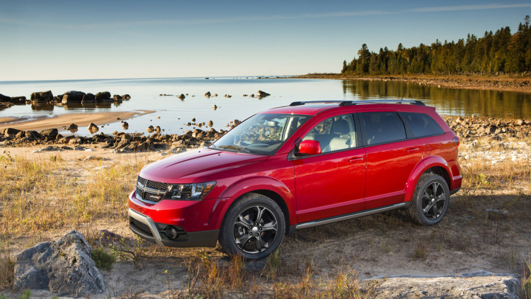 Dodge Journey Gets More Suv Like Look With New Crossroad | Autos Post