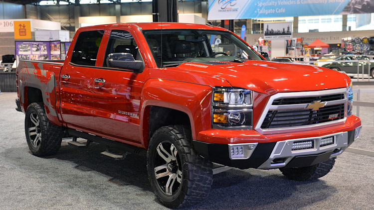 Carhartt Edition Chevy >> Lingenfelter Chevy Reaper is ready to make Ford's Raptor ...