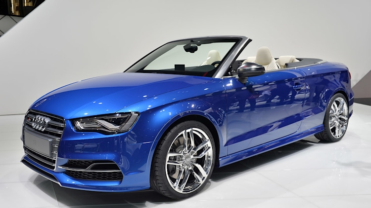 audi s3 cabriolet is a topless two door temptress. Black Bedroom Furniture Sets. Home Design Ideas