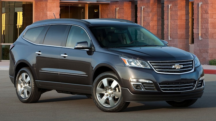 Large SUV: Chevrolet Traverse
