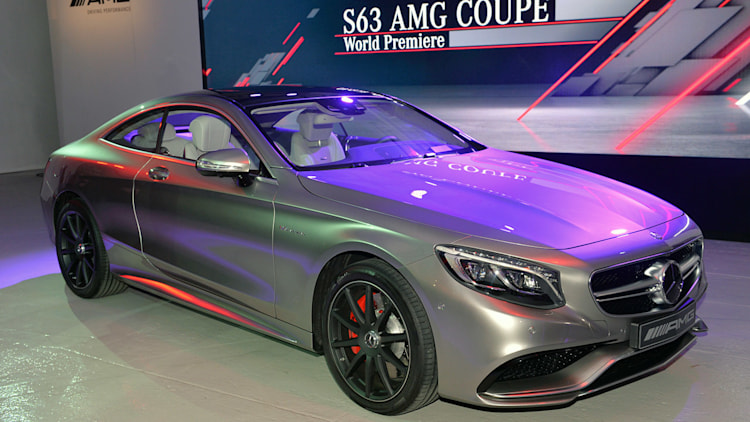 2015 mercedes benz s63 amg coupe rides to the top for Mercedes benz of new york