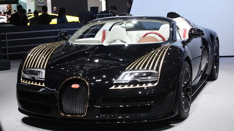 bugatti veyron legend black bess beijing 2014 photo gallery autoblog. Black Bedroom Furniture Sets. Home Design Ideas