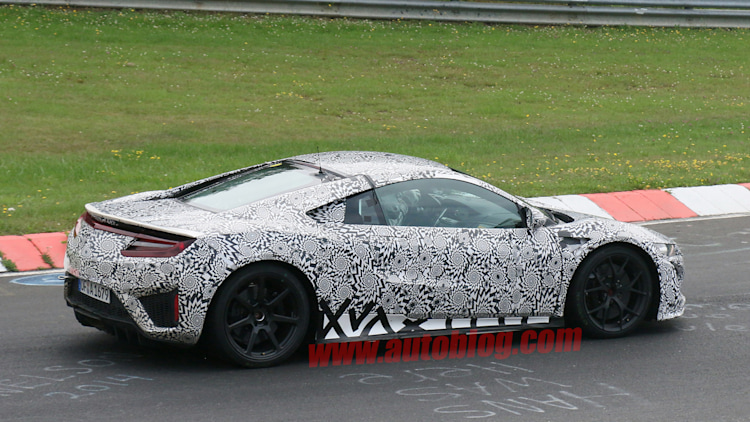 2016 acura nsx aimed at ferrari 458 for the price of audi r8. Black Bedroom Furniture Sets. Home Design Ideas