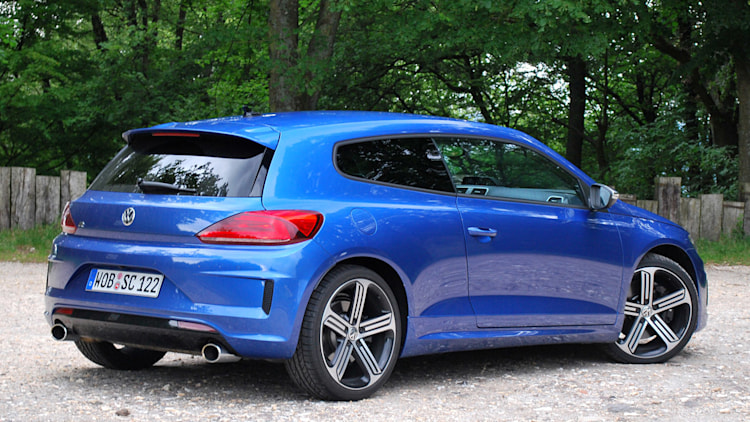 2014 volkswagen scirocco r first drive. Black Bedroom Furniture Sets. Home Design Ideas