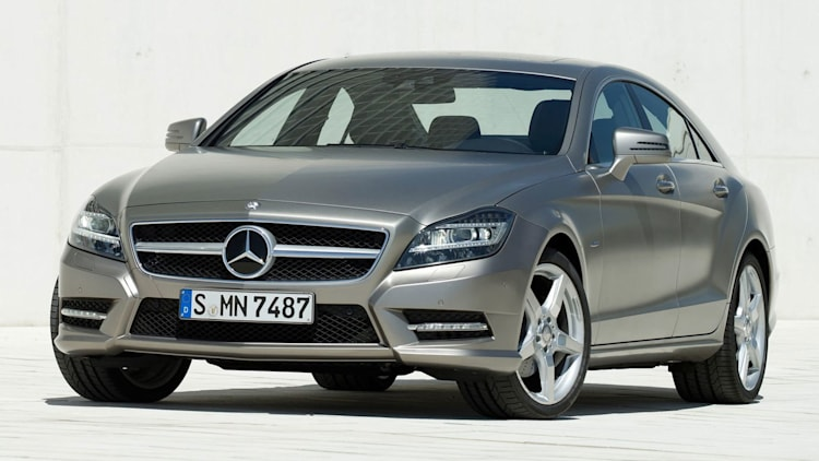 Midsize Premium Car - 2014 Mercedes-Benz CLS-Class