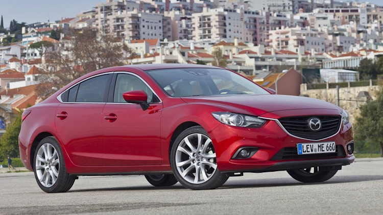 Midsize Car - 2014 Mazda6