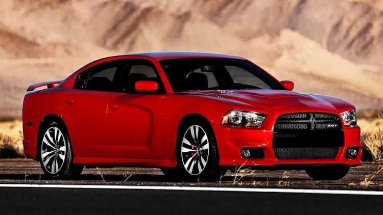 Large Car - 2014 Dodge Charger