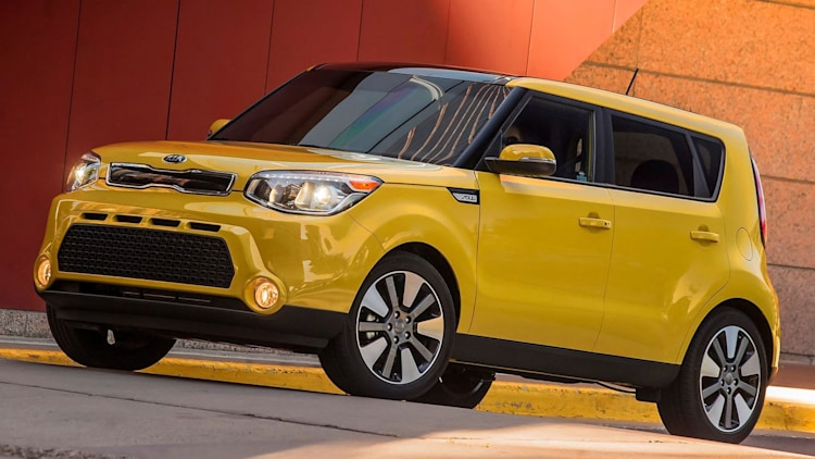 Compact Multi-Purpose Vehicle - 2014 Kia Soul