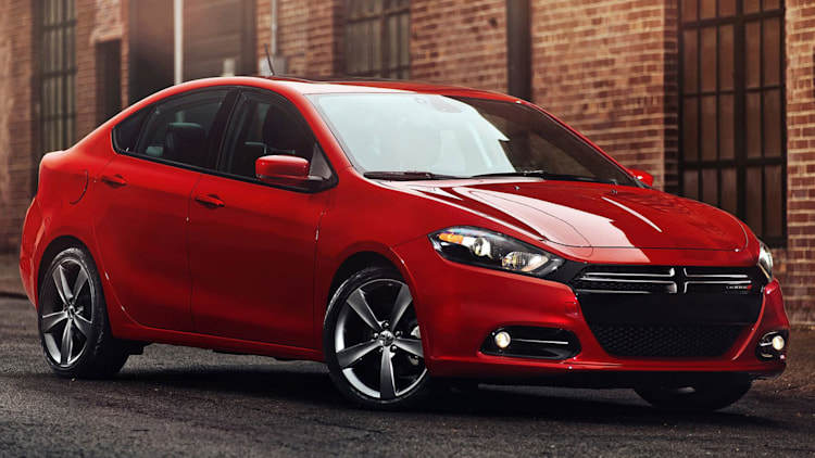 Compact Car - 2014 Dodge Dart