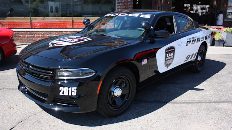 2015 dodge charger pursuit prepares to keep hellcats in line. Cars Review. Best American Auto & Cars Review