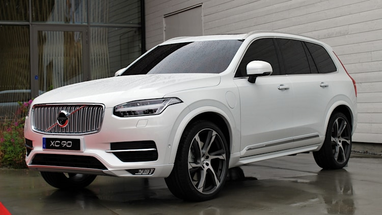 2015 Volvo XC90: Live Reveal Photo Gallery - Autoblog
