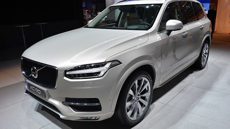 2015 Volvo XC90 proves Sweden's auto industry is alive and well [w ...