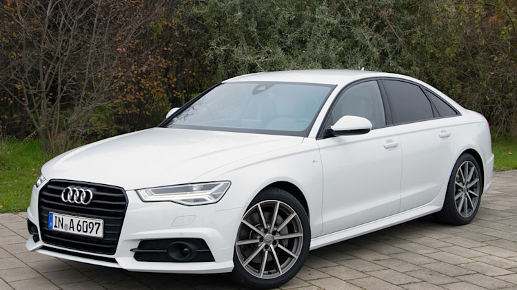 2016 Audi A6 2 0 Tfsi First Drive Photo Gallery Autoblog