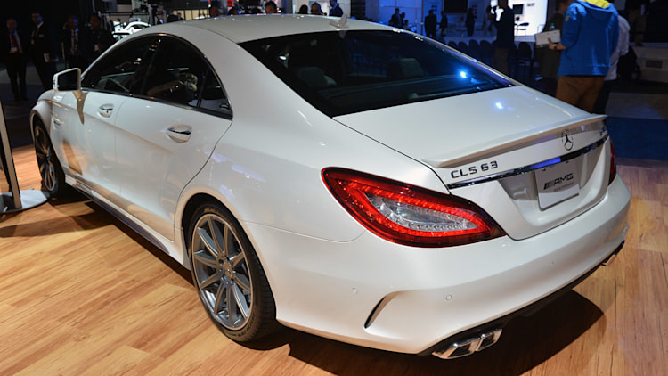How Mercedes Benz CLS Class stands out of the crowd?