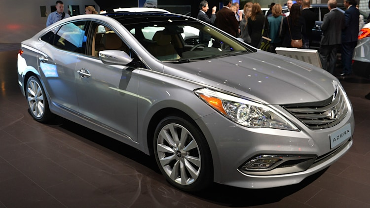 2015 Hyundai Azera La 2014 Photo Gallery Autoblog