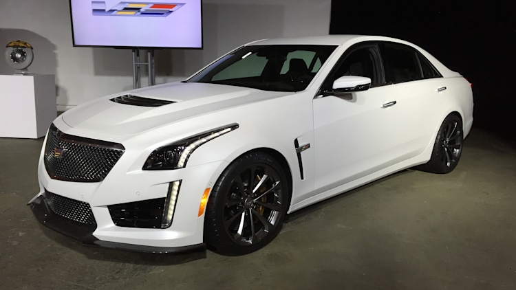 2016 Cadillac Cts V Live Photo Gallery Autoblog