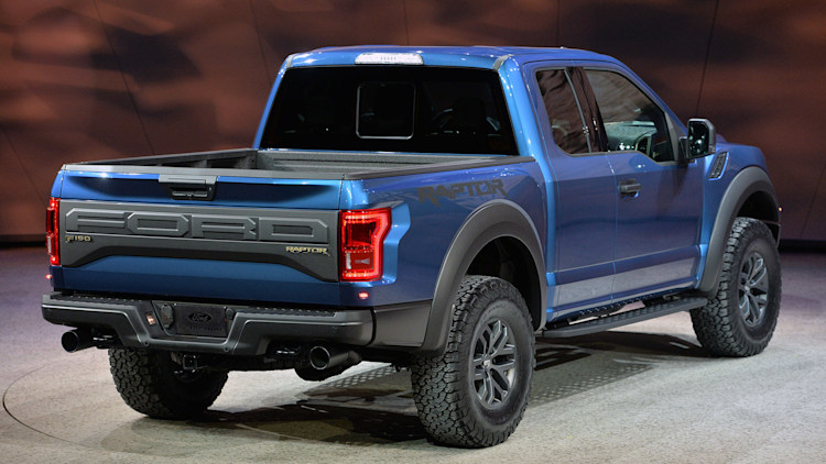 Ford F-150 Raptor gets EcoBoost V6, new chassis and aluminum body [w ...