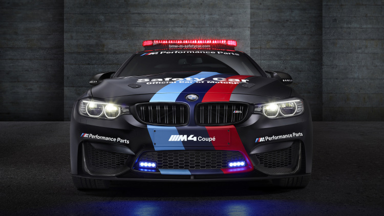 Bmw Reveals m4 Safety Car With