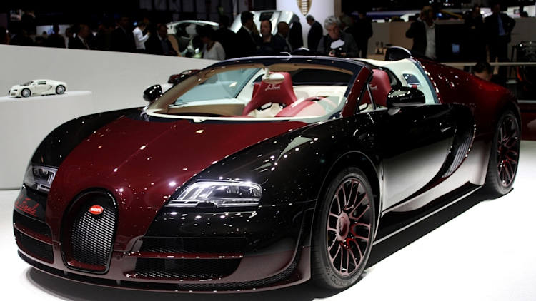 bugatti veyron vitesse la finale bids us adieu w video. Black Bedroom Furniture Sets. Home Design Ideas