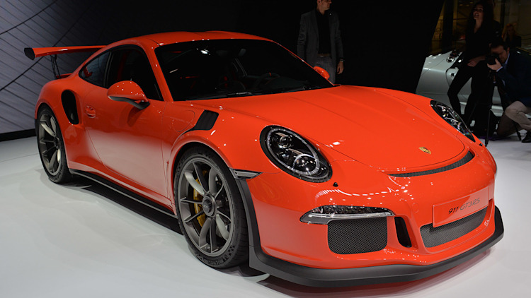 2016 porsche 911 gt3 rs looks even better in the flesh w video. Black Bedroom Furniture Sets. Home Design Ideas