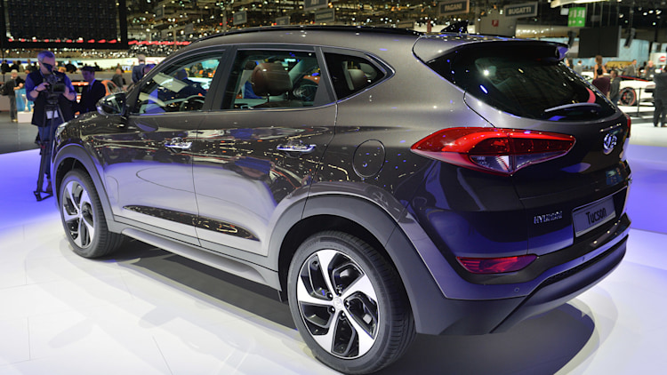 2016 Hyundai Tucson Comes To Geneva With Long Awaited Redesign
