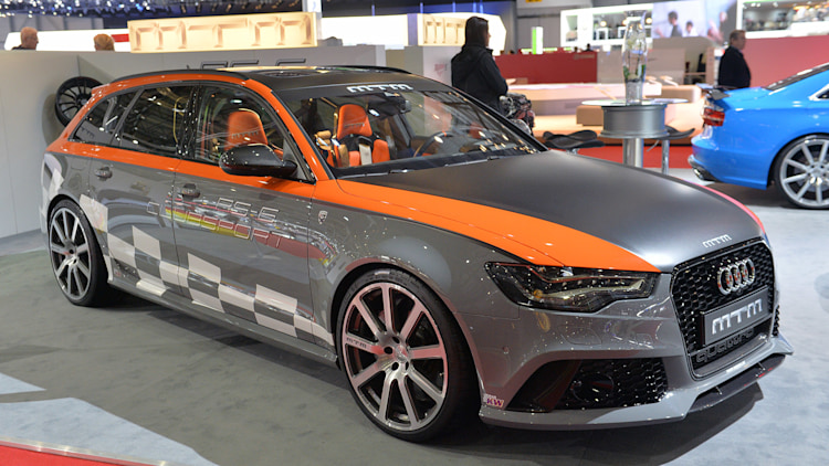 MTM Audi RS6 Clubsport might be overkill for grocery shopping