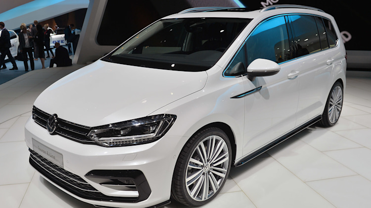 2015 volkswagen touran geneva 2015 photo gallery autoblog. Black Bedroom Furniture Sets. Home Design Ideas