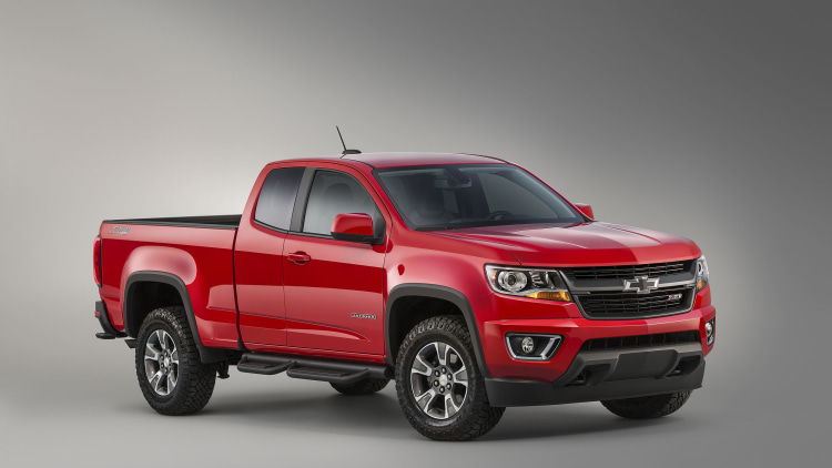 chevy reveals colorado z71 trail boss edition. Black Bedroom Furniture Sets. Home Design Ideas