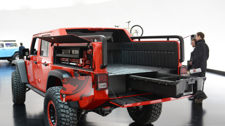 2015 easter jeep safari concepts unveiled competing. Black Bedroom Furniture Sets. Home Design Ideas