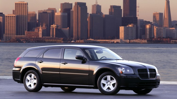 dodge magnum san francisco skyline