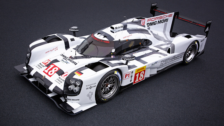 2015 Porsche 919 Hybrid Photo Gallery - Autoblog