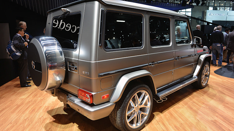 2016 mercedes amg g65 coming to us this fall priced from 217 900. Black Bedroom Furniture Sets. Home Design Ideas