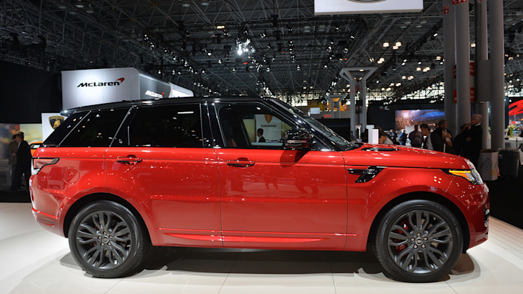 2016 land rover range rover sport hst new york 2015 photo gallery autoblog. Black Bedroom Furniture Sets. Home Design Ideas