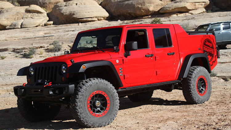 jeep wrangler red rock responder moab easter jeep safari. Black Bedroom Furniture Sets. Home Design Ideas