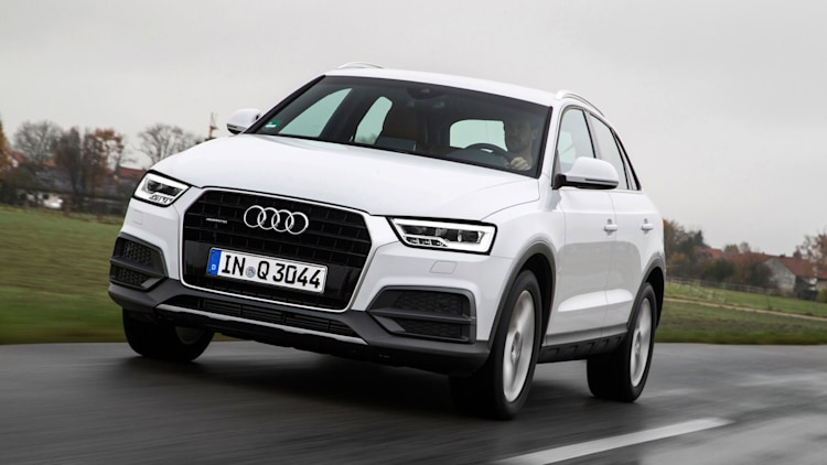2016 Audi Q3 Photo Gallery - Autoblog