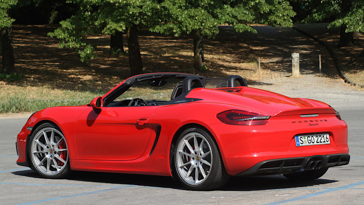 2016 Porsche Boxster Spyder: First Drive Photo Gallery - Autoblog