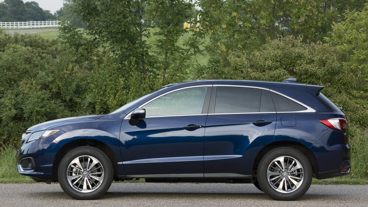 2016 acura rdx review w video. Black Bedroom Furniture Sets. Home Design Ideas