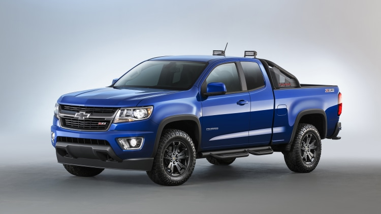 2016 chevrolet colorado z71 trail boss photo gallery. Black Bedroom Furniture Sets. Home Design Ideas