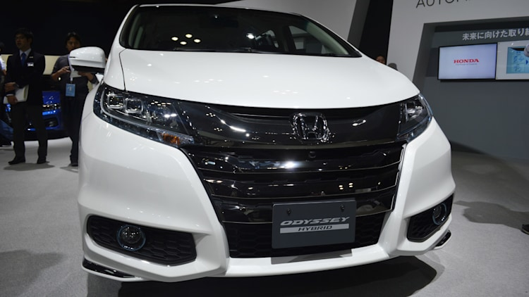 honda odyssey hybrid tokyo 2015 photo gallery autoblog. Black Bedroom Furniture Sets. Home Design Ideas