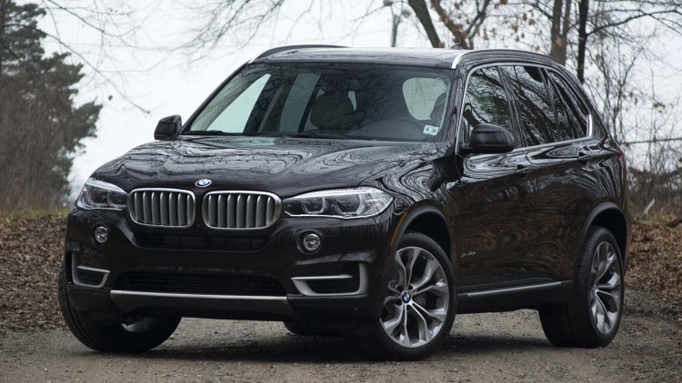 2016 Bmw X5 Xdrive40e Review Photo Gallery Autoblog