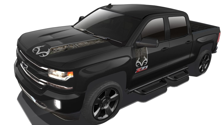 2016 chevrolet silverado realtree edition photo gallery autoblog. Black Bedroom Furniture Sets. Home Design Ideas