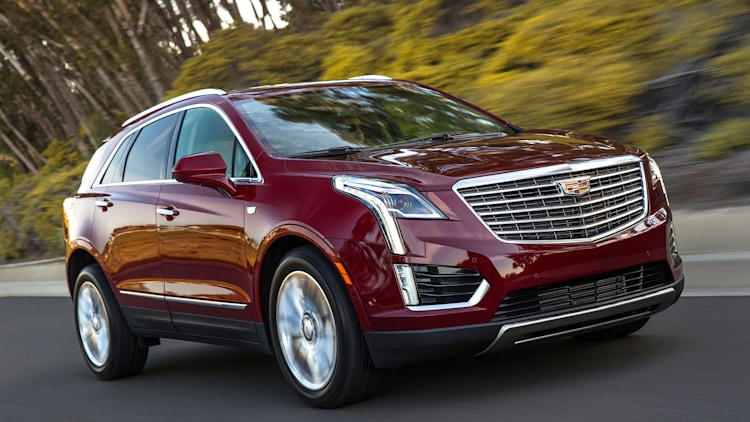 2017 Cadillac Xt5 First Drive Photo Gallery Autoblog