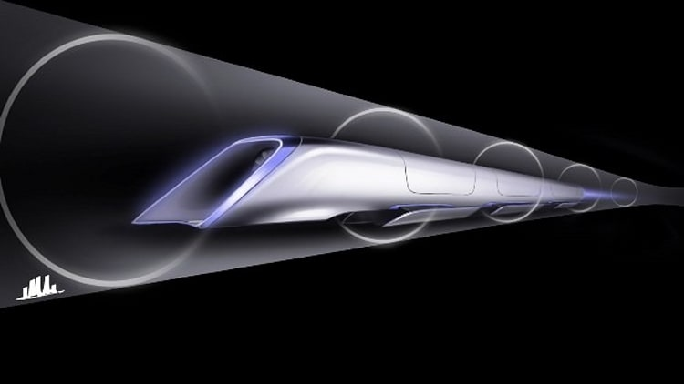 hyperloop alpha 3