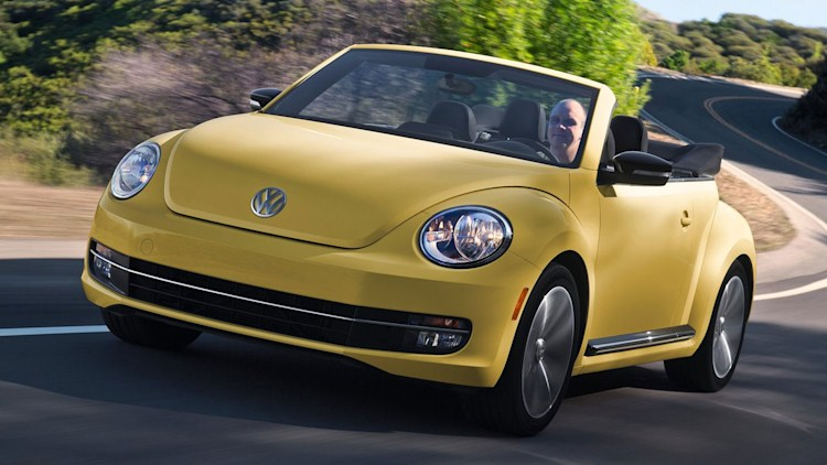No. 3 Least Sexy - Volkswagen Beetle