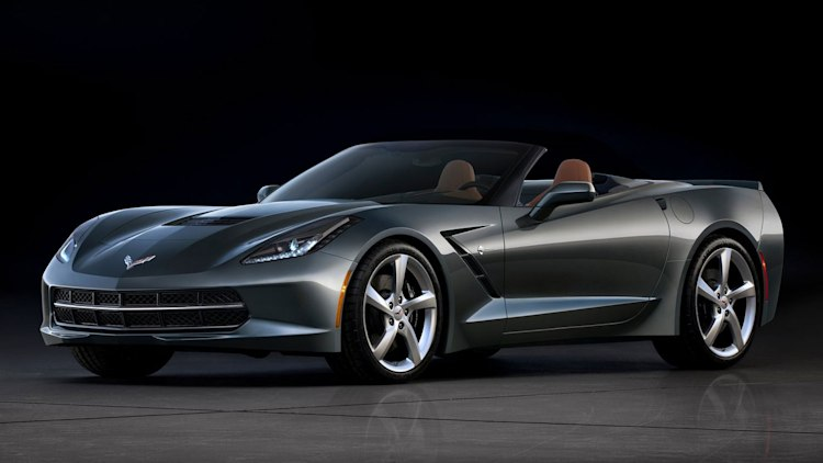 No. 2 Sexiest - Chevrolet Corvette Stingray