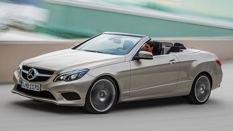 No. 5 Least Sexy - Mercedes-Benz E-Class