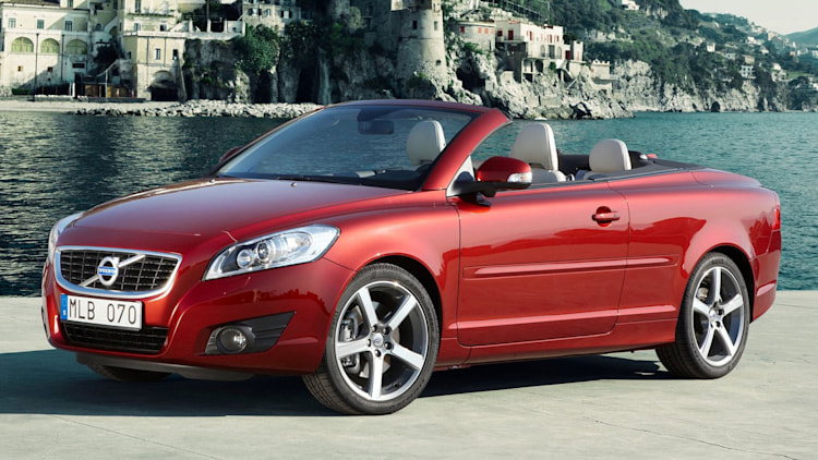 No. 4 Least Sexy - Volvo C70