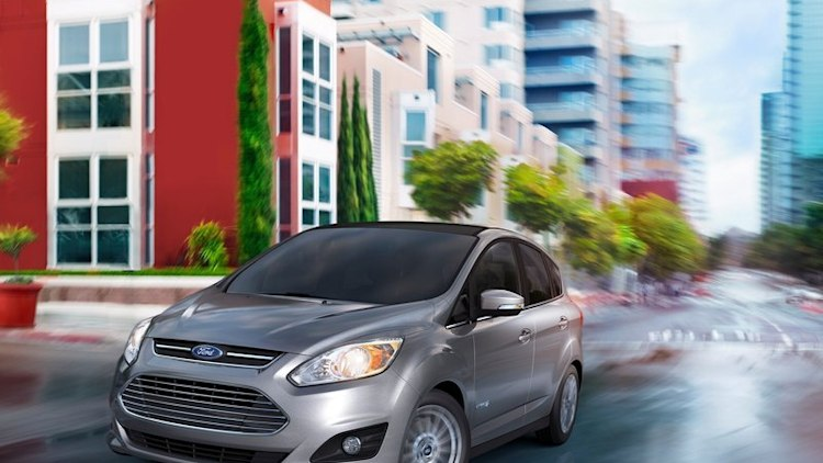3. Ford C-Max Hybrid* - 7.6 cents per mile